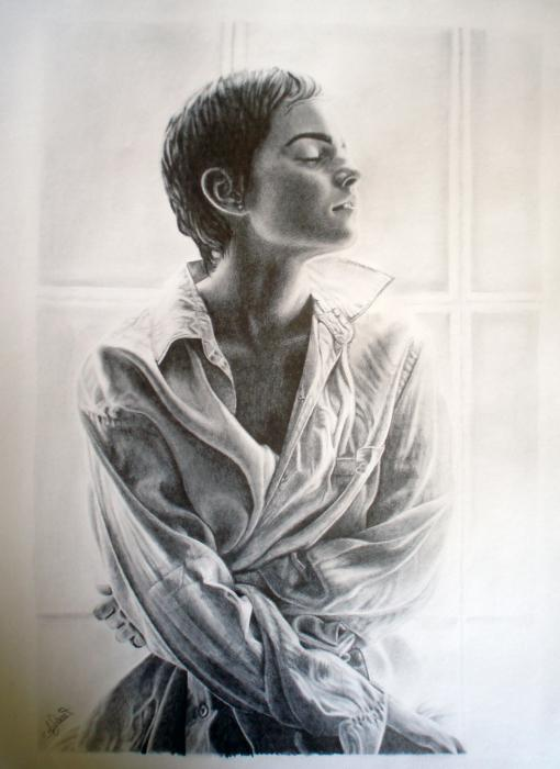 Emma Watson par hedwige